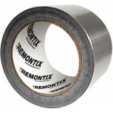 Лента алюминиевая клейкая, 50 мм*40 м, (упак-36 шт) REMONTIX