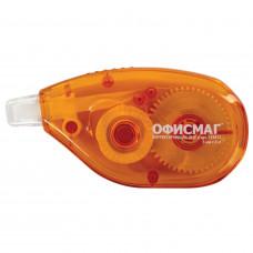 Корректирующая лента ОФИСМАГ, 5 мм*8 м, европодвес