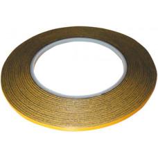 Скотч 4*0,11 мм, 2-хсторонний, рулон- 50 м, (упак-216 рул) KLEBETEX
