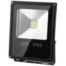 Прожектор светодиодный  LPR-20-6500K-M, ECO ЭРА