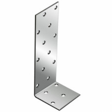Крепёжный уголок АНКЕРНЫЙ, KUL- 40*120* 40*2,0 мм, (упак-20/50/100 шт)