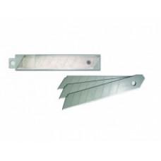 Лезвия сменные сегментированные, 18*0,5 мм, набор-10 шт, (упак-10 наб) ПРАКТИК