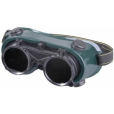 Очки защитные STAYER MASTER 1103, для газосварки, откидная планка, поликарбонатовый светофильтр
