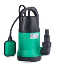 Насос дренажный, погружной, для чистой воды, 9000 л/час, 480 Вт, погружение до 8м, САДОВОД