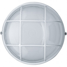 Светильник NBL-R2-60-E27/WH, пылевлагозащищенный, сетка, БЕЛЫЙ, (упак-18 шт) NAVIGATOR
