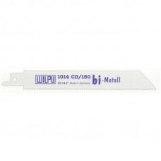 Полотно WILPU1357000005 1014CD/150, BIMETAL, для древесины/металла, стали от 2,5 мм (упак- 5 шт)