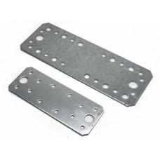Крепёжная пластина KP-100*35*2,0 мм, (упак-20/50/200 шт)