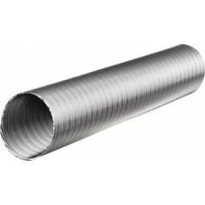 Канал алюминиевый, гофрированный D130*3000 мм