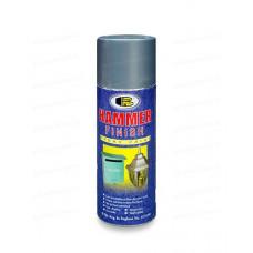 Краска аэрозоль акриловая, молотковая, СИНЯЯ, 400 ml, (упак-6 шт) BOSNY