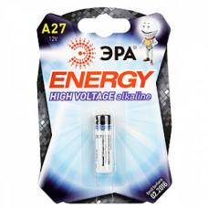 Батарейка ЭРА A27-1BL, (упак-40 шт) КИТАЙ