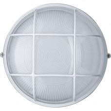 Светильник NBL-R2-100-E27/WH, пылевлагозащищенный, сетка, ,БЕЛЫЙ, (упак-18 шт) NAVIGATOR