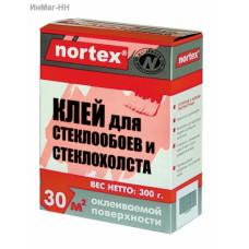 Клей обойный NORTEX, для стеклообоев,  300 гр (упак-30 шт)