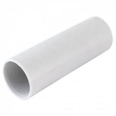 Муфта прямая D16 мм, для трубы гладкой, (упак-100 шт)