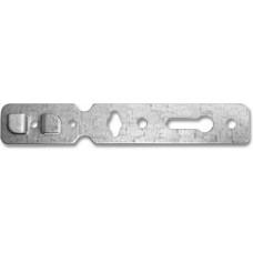 Пластина монтажная для КВЕ 58, 150*1,2 мм, (упак-200 шт)