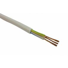 Провод соединительный ПВС 3*1,0 кв.мм (ГОСТ 7399-97)