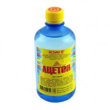 Ацетон  0,5 л, (упак- 25 шт) ЯСХИМ