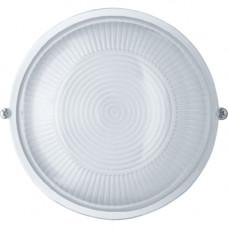 Светильник NBL-R1-60-E27/WH, пылевлагозащищенный, без решётки, БЕЛЫЙ, (упак-18 шт) NAVIGATOR