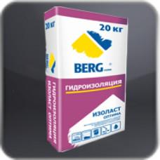 Гидроизоляция жесткая ИЗОЛАСТ ОПТИМА, 20 кг (упак-60 шт) BERGhome