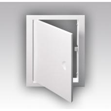 Дверца ревизионная 218*218 мм, с фланцем 196*196 мм, Л2020 АБС, ЭРА