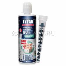 Анкер химический EV-I 165 мл, универсальный, катридж, (упак-5 шт) TYTAN Professional