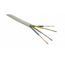 Провод соединительный ПВС 4*1,5 кв.мм, (упак-100 пог.м)