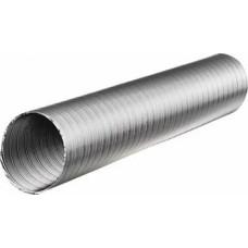 Канал алюминиевый, гофрированный D125*3000 мм