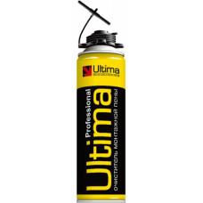 Очиститель монтажной пены ULTIMA 500 мл, (упак-12 шт)