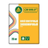 Клей плиточный ЭКОНОМИЧНЫЙ, 25 кг ( упак-48 шт) СМ 999