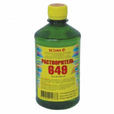 Растворитель 649,  0,5 л, ЯСХИМ