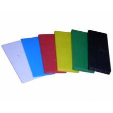 Подкладка под стеклопакет 100*40*4 мм, ЖЁЛТАЯ, (упак-1000 шт)