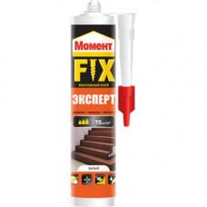 Клей МОМЕНТ Fix, монтажный, ЭКСПЕРТ, 380 мл, (упак-12 шт)