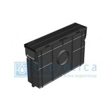 Пескоуловитель для пластиковых ЛВ ПУ10.11,5.32 ПЛАСТИКОВЫЙ, решетка РВ-10.11.50 пластиковая, кл.А15