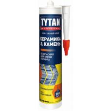 Клей TYTAN Professional, монтажный, для керамики и камня, 310 мл, (упак-12 шт)