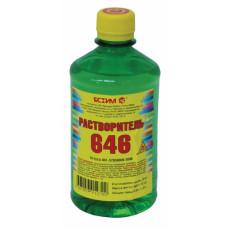 Растворитель 646  0,5 л, (упак- 25 шт) ЯСХИМ