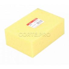 Губка гидра CORTE 1680C, 110*160*60 мм, для очистки поверхностей, нанесения декоративных красок