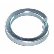 Шайба DIN127 M 5, гроверная, (упак-100 шт)