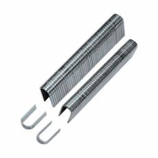 Скобы тип  36/12 мм, ширина 7,74 мм, ПОЛУКРУГЛЫЕ, набор-1000 шт, (упак-120 наб) MATRIX/РАС