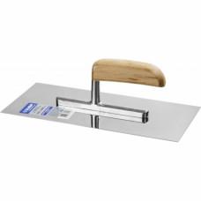 Гладилка 130*280 мм, ЗУБР ПРОФЕССИОНАЛ 0806-Z01, НС, деревянная ручка