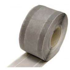 Диффузная лента OKlent, наружная, ОДНОсторонняя, 100 мм*24 м, БУТИЛ/СКОТЧ, (упак-3 шт)