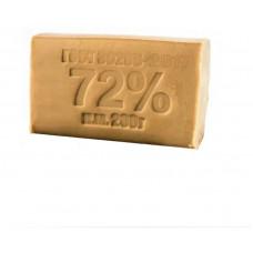 Мыло хозяйственное 72%  200 гр, (упак-60 шт)