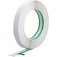 Уголок самоклеющийся двухсторонний в рулоне 25*25 мм, (упак-50 пог.м)