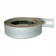 Лента металлизированная клейкая, 50 мм*30 м, УГЛОВАЯ, (упак-10 шт) FLEXIBLE