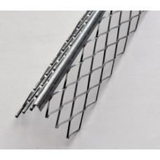 Уголок сетчатый штукатурный , 35*35*3000 мм ( упак- 25 шт)