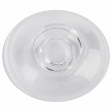 Термошайба для поликарбоната, ПРОЗРАЧНАЯ, пластмассовая, (упак-1000 шт) РД
