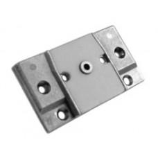 Крепление импоста для KBE  58, полиамид, (упак-300 шт)/РАС