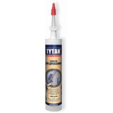 Герметик TYTAN Professional, для древесины АКРИЛОВЫЙ, СОСНА, 310 мл, (упак-12 шт)