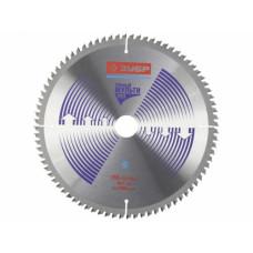Диск пильный по алюминию 250*32 мм,  80Т, точный мультирез, ЗУБР