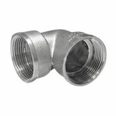 Угольник DN25 ВР/ВР, никелированный, TIVOLI