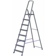Стремянка комбинированная,  4 ступеней, НОВАЯ ВЫСОТА НВ113