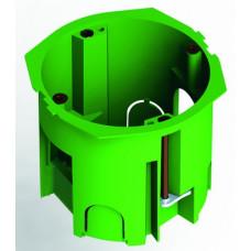 Коробка установочная D68 * 60 мм, для полых стен, металлические лапки, HEGEL